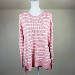 LC Lauren Conrad Oversized Sweater